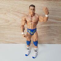 WWE WWF Chris Masters Mattel Wrestling Figure Rare 2011