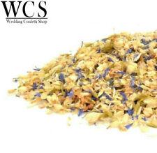 Natural Wedding Confetti, Wildflower Biodegradable Confetti Petals, Winter, 1L