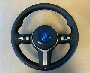 BMW F15 F16 F20 F21 F22 F25 F26 F30 F31 F32 F33 F34 OEM M Sport Steering Wheel