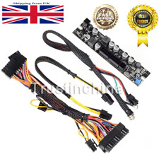 DC 12V 250W Mini Pico PSU PC ATX Power Supply Atom Htpc ITX Car Power Supply uk