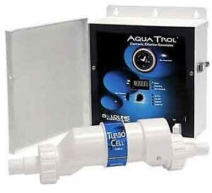 Hayward W3AQTROLRJ Aquatrol ABG Salt System Chlorine Generator upto 18k Gallon