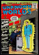 1965 ACG Unknown Worlds #41 VG+