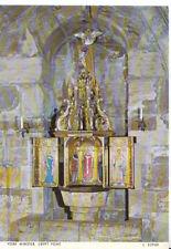 Yorkshire Postcard - Crypt Font - York Minster - Ref ZZ5111