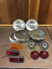 Triumph Spitfire • Ultimate Lucas Headlight / Exterior Light Grab Bag!   T1574