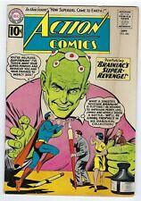 Action Comics #280 Brainiac DC Comics 1961.