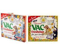6-12 Vac Air Freshener Summer Spring Meadow Vacuum Cleaner Pet Lovers X Strength