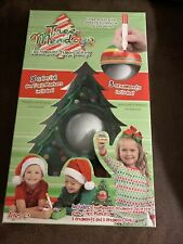 TreeMendous Christmas Tree Ornament Decorating Kit for Kids ages 6+. New.