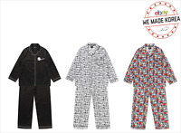 BT21 Character Premium Pajama Home Sleepwear Set 3types Authentic K-POP MD