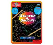 NEW T.S. Shure - Scratch-A- Doodle Dino Activity Tin, dinosaurs