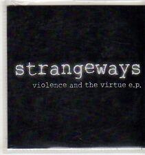 (GC641) Strangeways, Violence & The Virtue EP - DJ CD