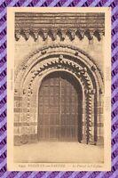 CPA 72 - FRESNAY-sur-SARTHE - le portail de l'eglise