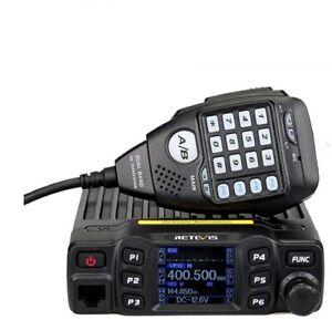 Retevis RT95 Radio Veicolare da 25W  Banda UHF VHF + cavo di Programmazione