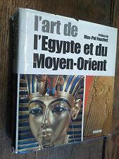 L'art de l'Egypte et du Moyen-orient / Wolfhart Westendorf