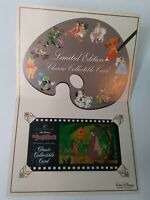 The Exclusive Disney The Jungle Book Limited Edition Collectible Card Suncoast