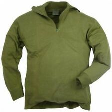 Norwegian Top/Shirt NORGI Extreme Cold Weather Olive British Army XSmall - G2993