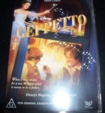 Ceppetto (Drew Carey) Rare Disney (Australia Region 4) DVD – Like New