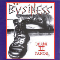 The Business : Death II Dance CD (2018) ***NEW*** FREE Shipping, Save £s