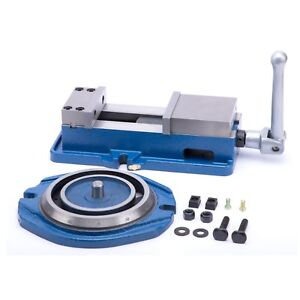 Präzisions Maschinenschraubstock mit Tisch, Präzisions Schraubstock BB=80mm