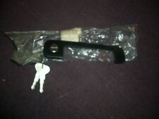 AUDI 100 quattro 200 quattro avant FRONT RH DOOR lock WITH 2 KEYS 443837214b