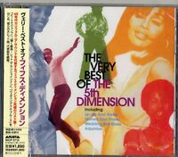 5TH DIMENSION-THE VERY BEST OF THE FIFTH DIMENSION-JAPAN CD D73