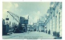 """ESPOSIZIONE INTERNAZ. TORINO 1911 """"Pilonetto - Mostra Ferroviaria"""""""