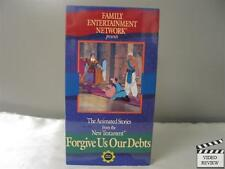 Forgive Us Our Debts Animated Stories New Testament VHS