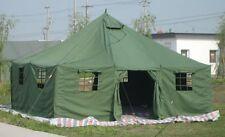 Tente militaire PETITE 4,8m x 4,8m outdoor camping randonnée