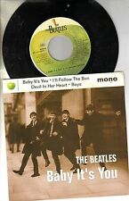 Beatles Baby It's You/Follow Sun/Devil/Boys w/PS Cap Ep