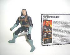 GI JOE 2006 -SPIRIT IRON KNIFE v2 v 2 black DTC complete direct to consumer 2005