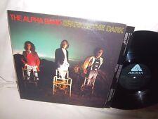 ALPHA BAND (T-BONE BURNETT)-SPARK IN DARK-ARISTA AB 4145 NO BARCODES VG+/VG+ LP