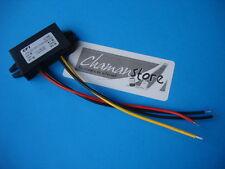 Transformador Convertidor Corriente 12V 5V 3A 15W DC Coche Led Conversor Cable