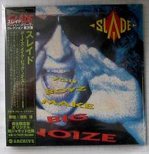 SLADE - You Boyz Make Big Noize + 3 REMASTERED JAPAN MINI LP CD NEU! AIRAC-1314