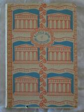 A Little Book of Architecture by Norman Jewson - HCDJ  - 1940