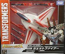 Transformers Takara Generations Legends #LG-07 Metallic Chrome Jetfire