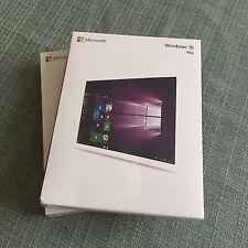 Microsoft Windows 10 Pro USB 3.0 32/64 Bit,  Drive NEW SEALED BOX