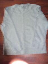 M&S Boys- Mens Blue Harbour Grey Sweater Jumper 38-40 Medium M