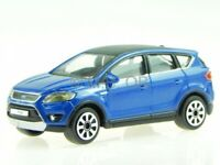 Ford Kuga blue diecast model car 30010 Bburago 1/43