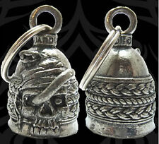 SERPENTINE SKULL Guardian® Bell Motorcycle - Harley Accessory HD Gremlin NEW