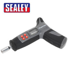 Sealey STS104 Torque Screwdriver Digital 0-20Nm 1/4inHex Drive