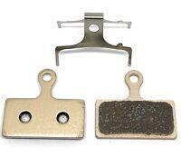 2x Bicycle Bike Disc Brake Pads For Shimano XTR M985 M988 XT M785 SLX M666 Resin