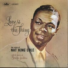 Nat King Cole Love Is The Thing SACD Hybrid STEREO SOUND  SSVS-010