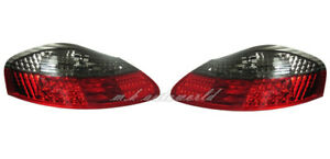 LED Tail Rear Lights RED&SMOKE for PORSCHE BOXSTER 986 96-04