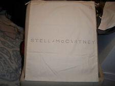 "New Stella McCartney Dust Bag 14"" X 18"" 100% Cotton"