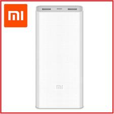 Original Xiaomi Power Bank 2C 20000mAh Dual USB Quick Charge Li-polymer Battery