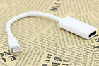 Thunderbolt Mini Display Port DP To HDMI Adapter Cable for Apple MacBook Air Pro