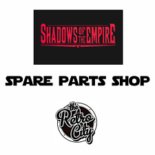 Vtg Star Wars Shadows Of The Empire Figures Spare Parts Accessories Weapons 90s