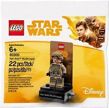 LEGO® Star Wars™ 40300 Han Solo Mudtrooper (Polybag) NEU OVP NEW