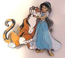 Disney Pin * Acme Best Friends Jasmine & Rajah Le 500 Black - #131471