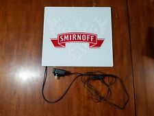 Smirnoff Ice 15 x 13 lighted sign May advertising Liquor store Mancave