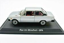MODELLINO AUTO FIAT 131 SCALA 1:43 DIECAST MODELLISMO STATICO COLLEZIONE STORY